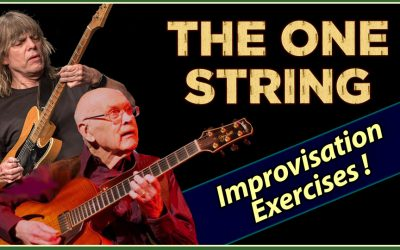 1 String Improvisation Exercises