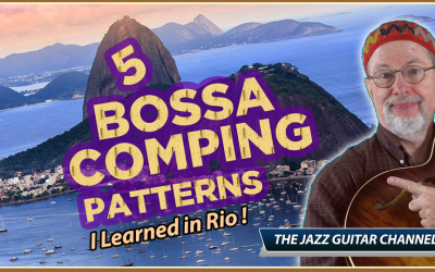 5 Bossa Comping Patterns