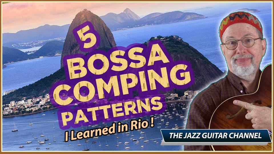 5 Bossa Comping Patterns