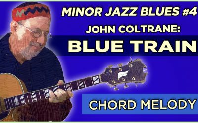 Blue Train -Minor Jazz Blues #4