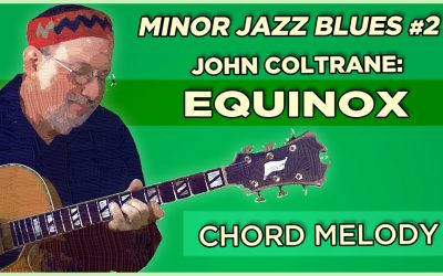 Equinox – Minor Jazz Blues #2