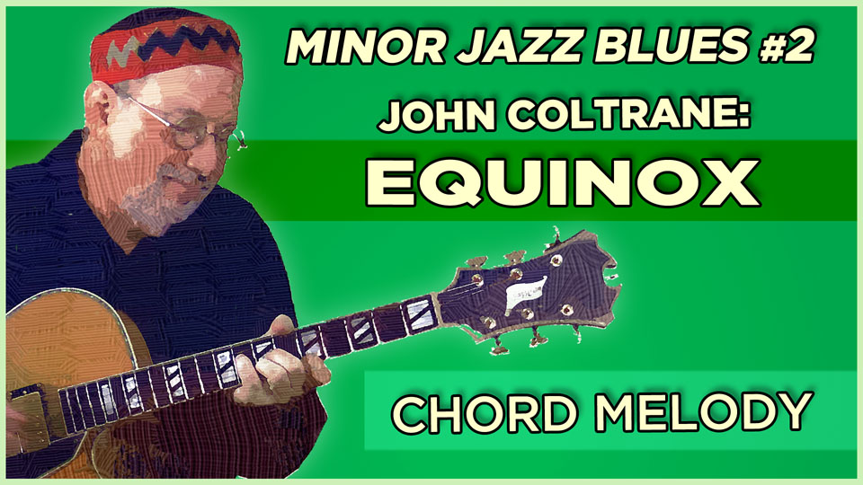 Equinox – Minor Jazz Blues #2