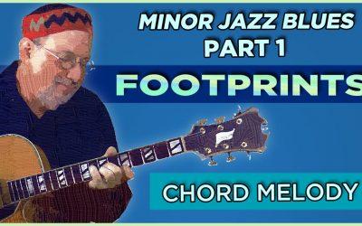 6 Minor Jazz Blues
