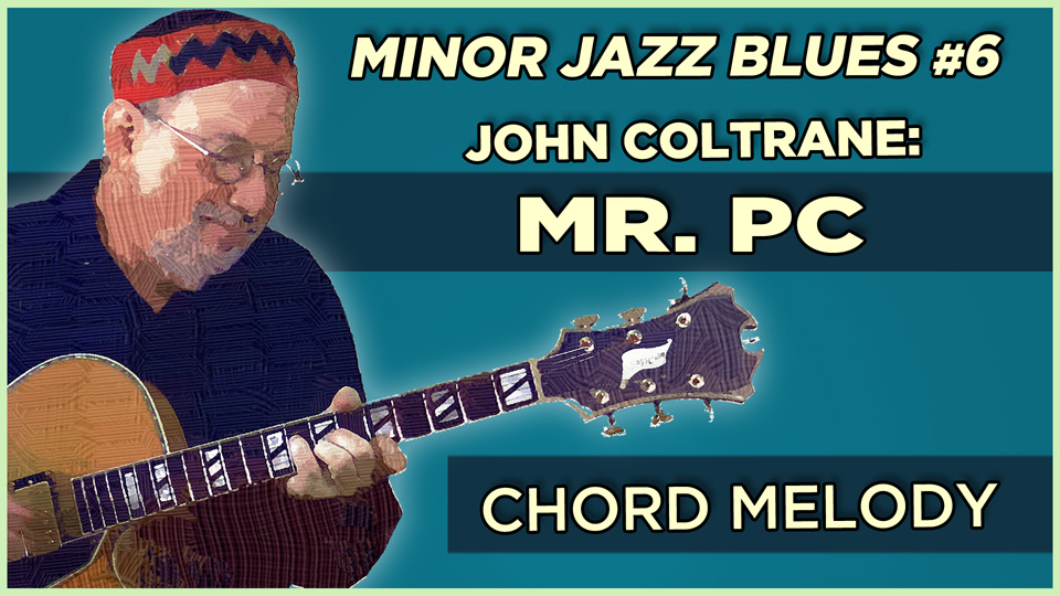 Mr PC – Minor Jazz Blues #6