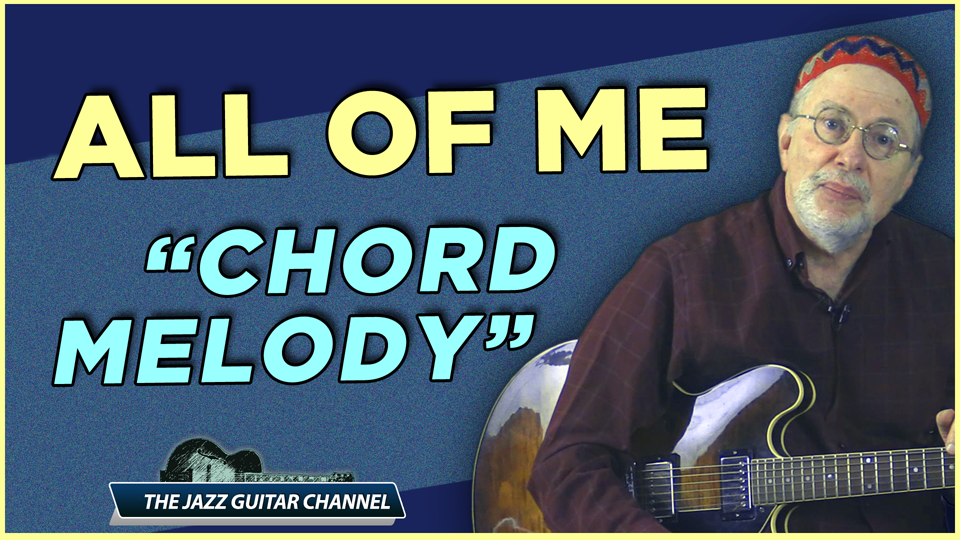 All of Me Chord Melody