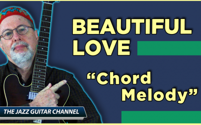 Beautiful Love Chord Melody