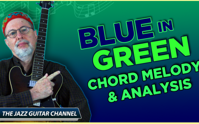 Blue In Green Chord Melody