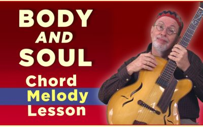 Body and Soul – Chord Melody