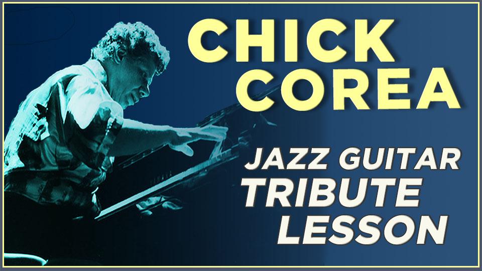 Chick Corea – Bessie's Blues Solo