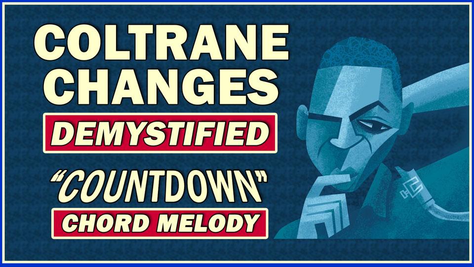 Countdown Chord Melody