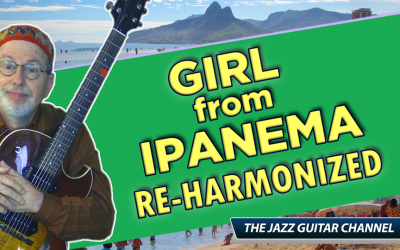 Girl from Ipanema Reharmonizations