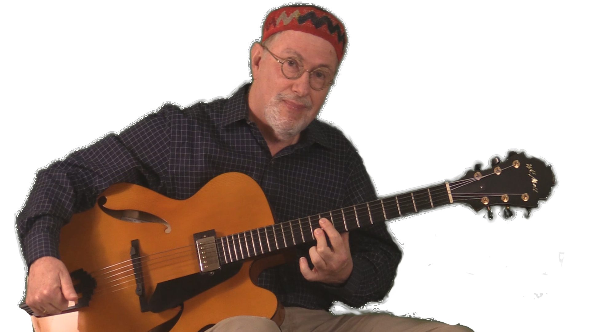 Premium - Jazz Guitar Lessons | Richie Zellon