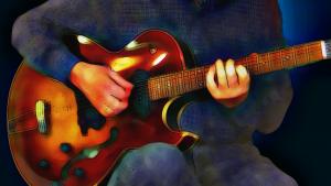 Jazz Guitar Improvisation
