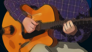 Jazz Guitar Lessons by Richie Zellon