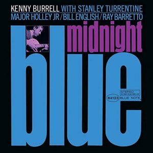 Midnight Blue- Kenny Burrell Album