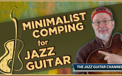 Minimalist Comping for Jazz Guitar