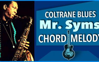Mr. Syms – Chord Melody