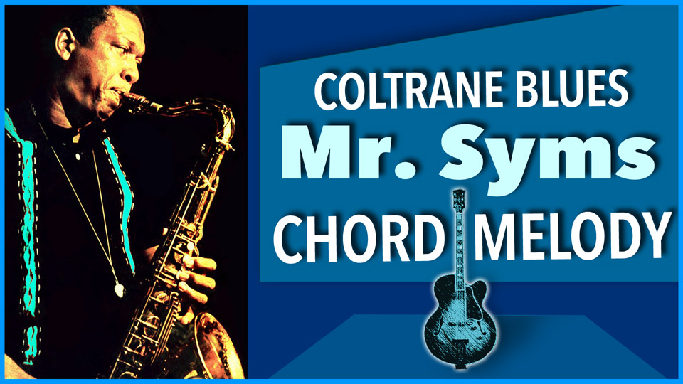 Mr. Syms – Chord Melody