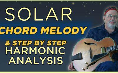 Solar – Chord Melody
