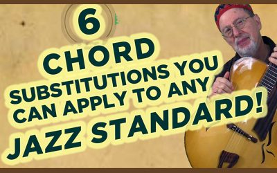 6 Chord Substitutions To Enhance Your Comping