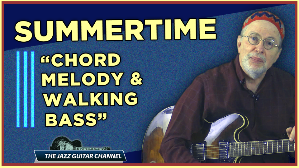 Summertime Chord Melody
