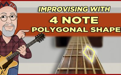 Improvising with Polygonal Shaped Tetratonics