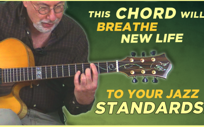 This Chord Will Revitalize Your Standards!