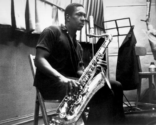 John Coltrane for Jazz Guitar 1