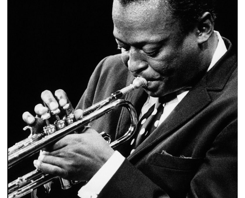 "Miles Davis' ""All Blues"""